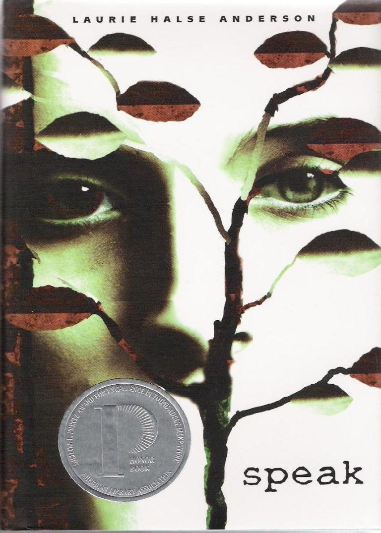 the admirable qualities of melinda sordino in speak a book by laurie halse anderson