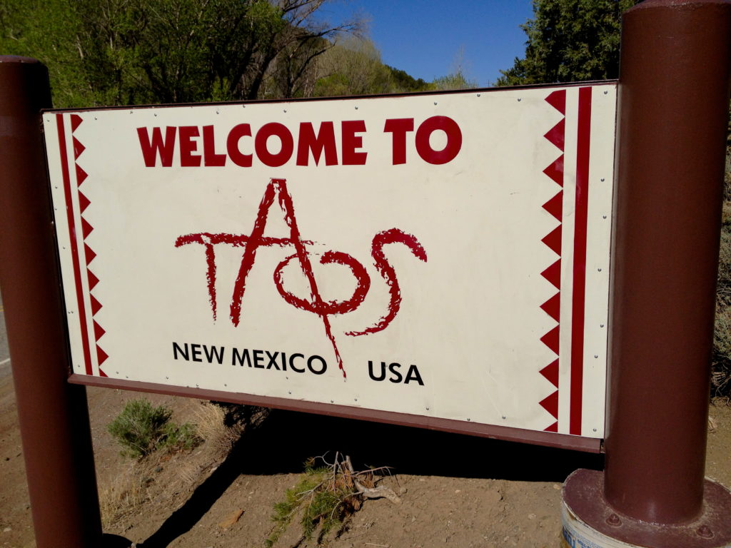Writing My Way Into Love With Taos