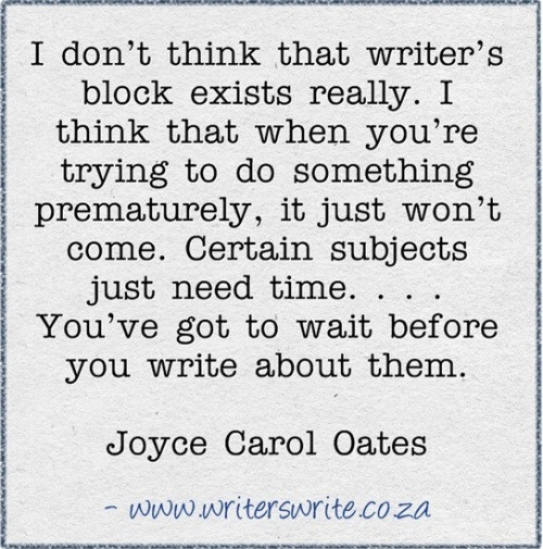 """essay about writers block Coleridge is one of the first known cases of what we call writer's block an essay, """"writers and madness books for blocked writers—for."""